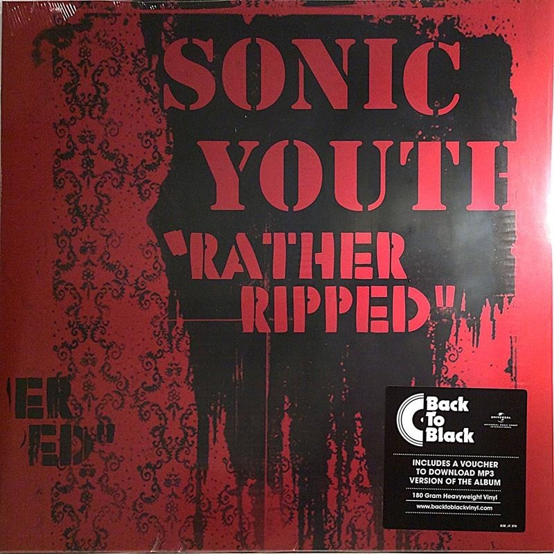 Sonic Youth : Rather Ripped - LP