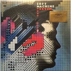 Soft Machine 1973 MOVLP1892 Seven LP