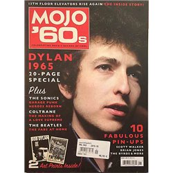 Mojo '60s : Dylan 1965 20-page special, Sonics, Coltrane - used magazine music