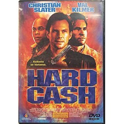 DVD - Elokuva 2001 Hard Cash Used DVD