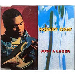 Cray Robert 1992 8643312 Just a loser cd-single rpomo Used CD