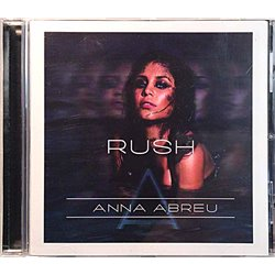 Anna Abreu 2011 88697862252 Rush CD Begagnat