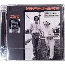 Loudon Wainwright III 1973 MOCCD 13251 Attempted Mustache CD