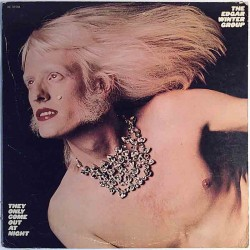 Edgar Winter Group 1972 KE 31584 They Only Come Out At Night Used LP