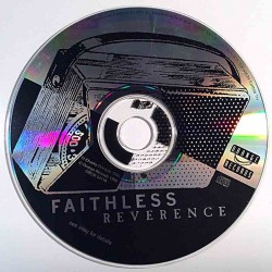 Faithless: Reverence kansi Ei kuvakantta levy VG kanneton CD